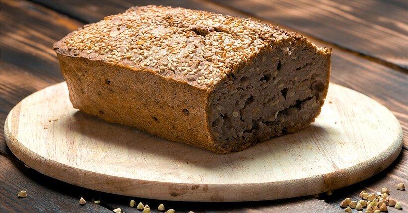 Pane proteico di miglio e chia senza farina, glutine e senza lievito: la mia ricetta