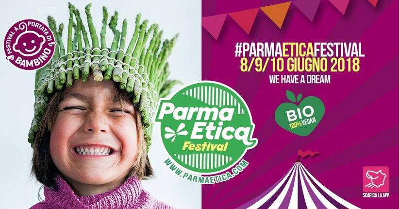 Parma Etica Festival: il festival internazionale della sostenibilità dedicato ai grandi e ai bambini
