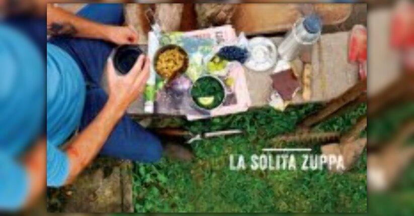 """Pasta & Ceci con boccolotti integrali di farro - Estratto da """"Uno Cookbook"""""""