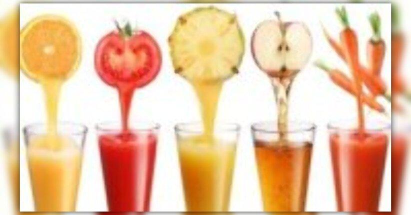 Perchè bere succhi freschi di frutta e verdura?