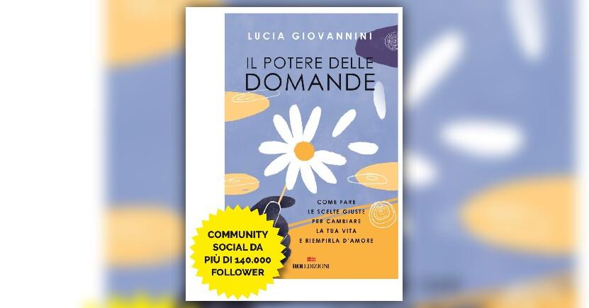 """Perché un libro di domande? - Estratto da """"Il Potere delle Domande"""" libro di Lucia Giovannini"""