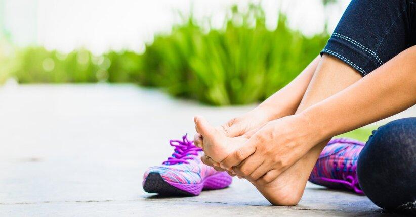 Piede d'atleta: come curarlo?