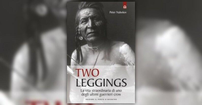 """Prefazione di """"Two Leggings"""" Libro di Peter Nabokov"""