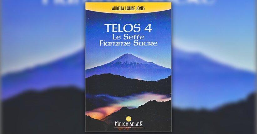 """Prefazione e introduzione di """"Telos - Vol. 4"""" di Aurelia Louise Jones"""