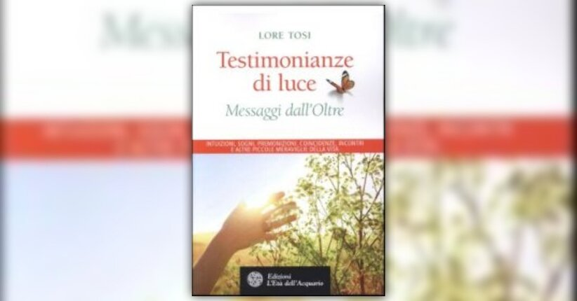 """Premessa del Libro """"Testimonianze di Luce"""""""