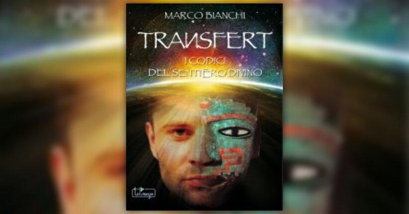 Presentazione del libro Transfert con l'autore a Napoli