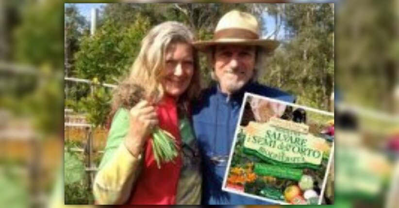 """Presentazione del """"Manuale per salvare i Semi dell'Orto e la Biodiversità"""" con gli autori"""