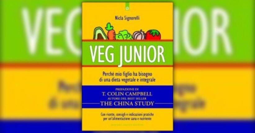 """Presentazione di """"Veg Junior"""" Libro di Nicla Signorelli"""