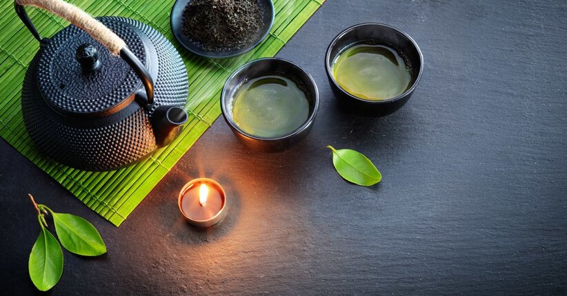 il tè verde minerale serve per perdere peso