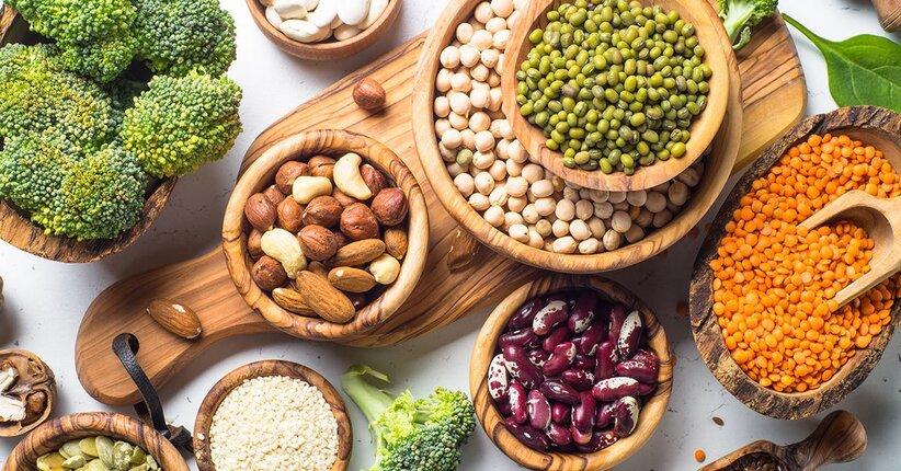 Proteine ed alimentazione bilanciata