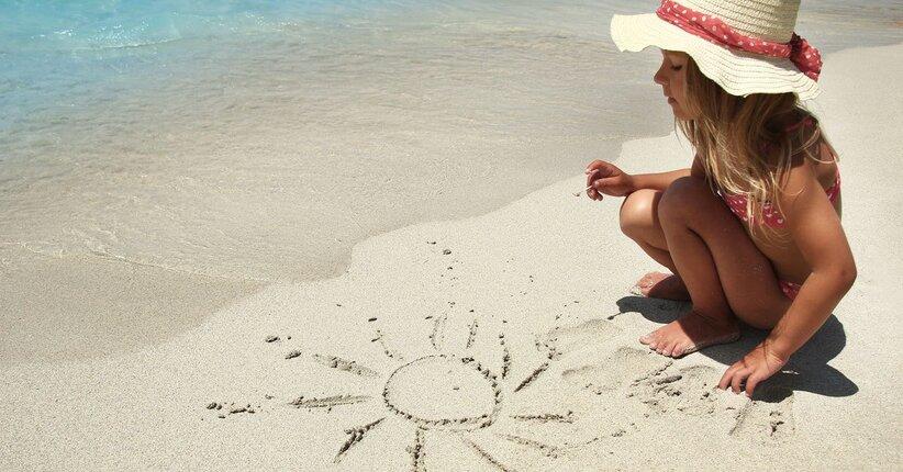 Protezione dal sole per adulti e bambini