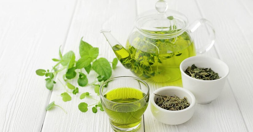 Tè verde: le principali tipologie