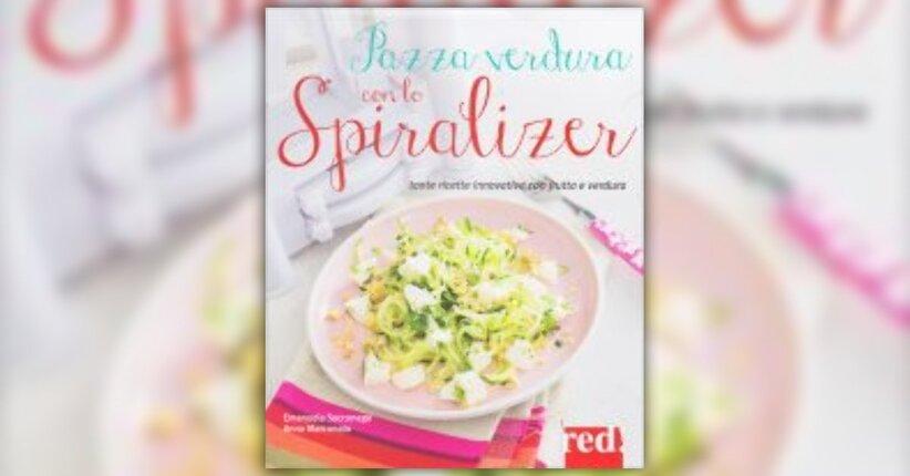 """Quinoa e zucchine in insalata - Estratto dal libro """"Pazza Verdura con Spiralizer"""""""