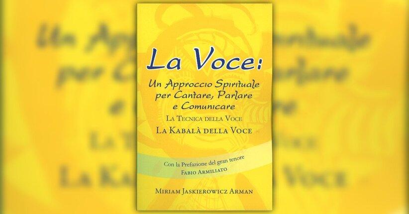 """Ricostruire - Estratto da """"La Voce: Un Approccio Spirituale per Cantare, Parlare e Comunicare"""""""