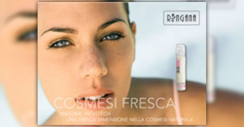 Ringana: Cosmetici naturali al 100%