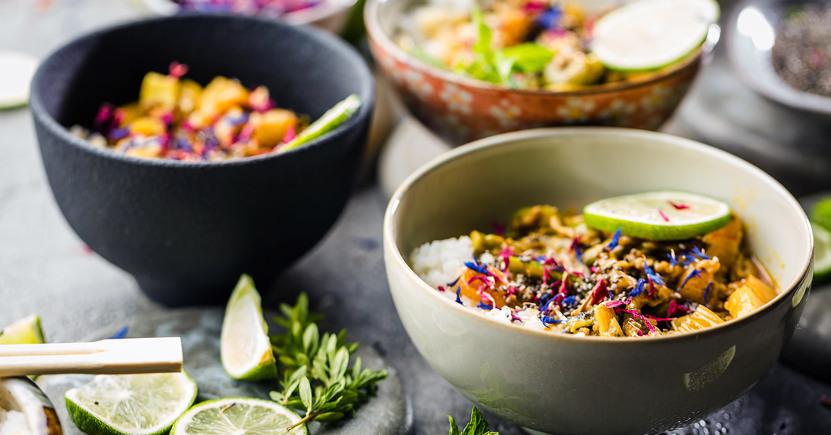 Riso Thai: ricette per l'estate