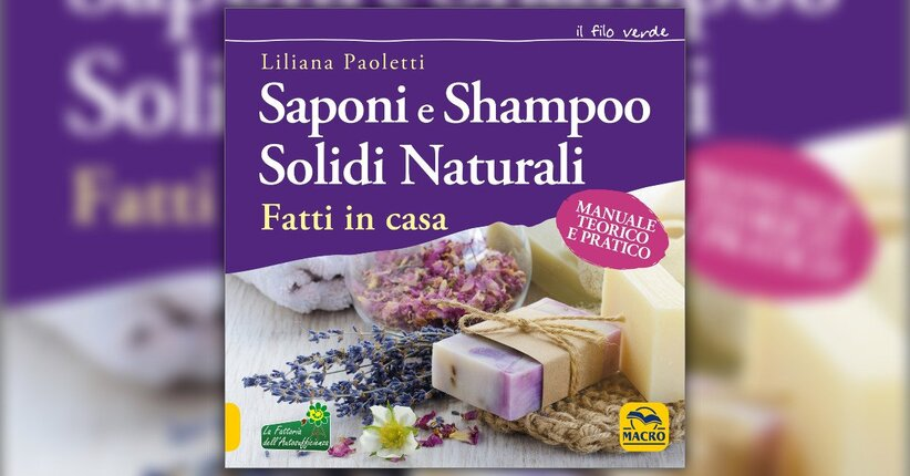 """Saponi-shampoo solidi - Estratto da """"Saponi e Shampoo Solidi, Naturali, Fatti in Casa"""""""