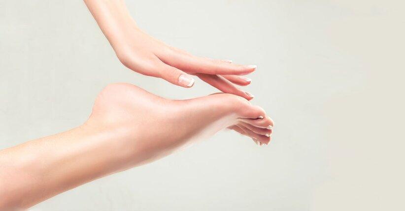 Scopri cosa dicono i tuoi piedi con la riflessologia plantare