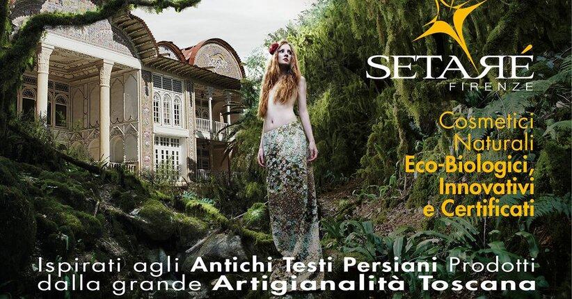 Setarè fa rinascere uno dei più antichi e meglio riusciti connubi storici nella cosmesi
