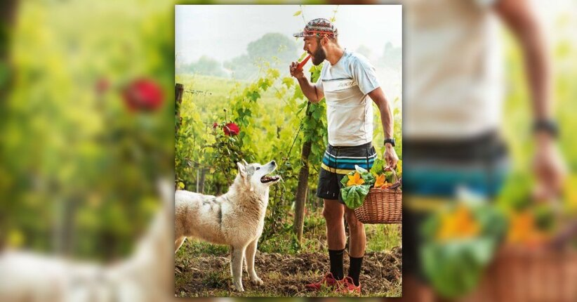 """Si comincia! - Estratto da """"Vegan Man"""" libro di Fabrizio Bartoli"""