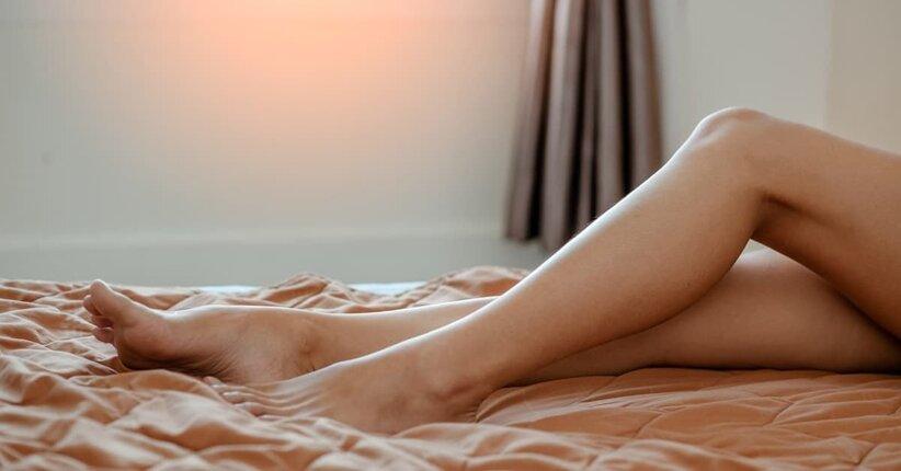 Sindrome delle gambe senza riposo: 5 rimedi naturali