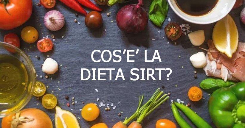 Sirtfoods: dimagrisci senza rinunce con la dieta Sirt
