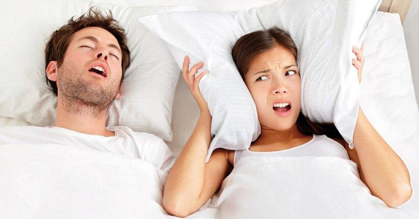 Smettere di russare in modo naturale