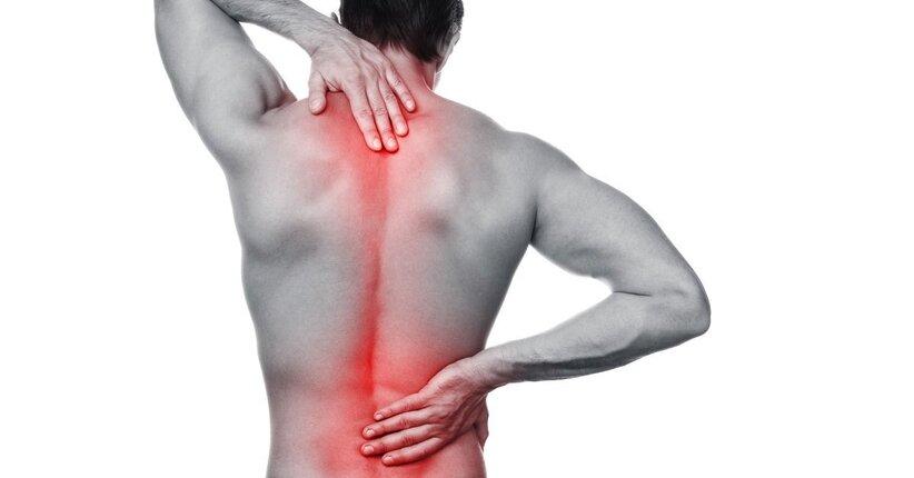 Soffri di mal di schiena?