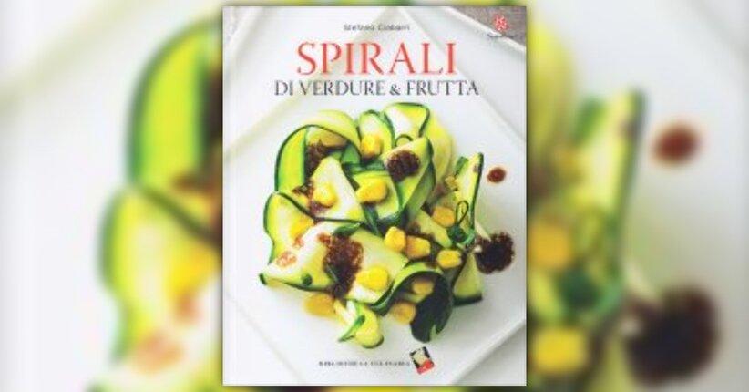"""Spirali di zucca, miele e soia - Estratto dal libro """"Spirali di Verdura & Frutta"""""""