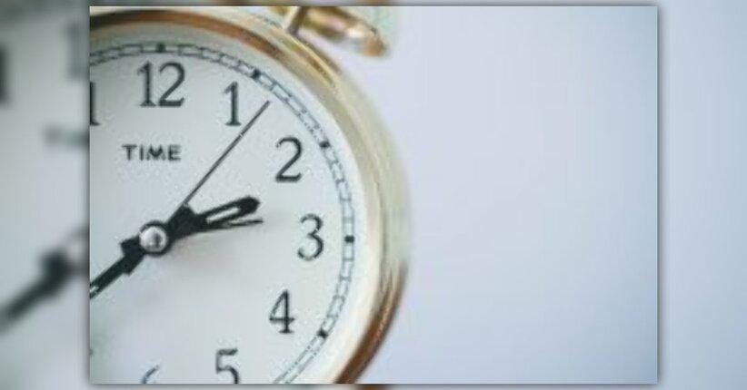 Stanchezza e spossatezza? Forse è colpa del cambio d'ora!