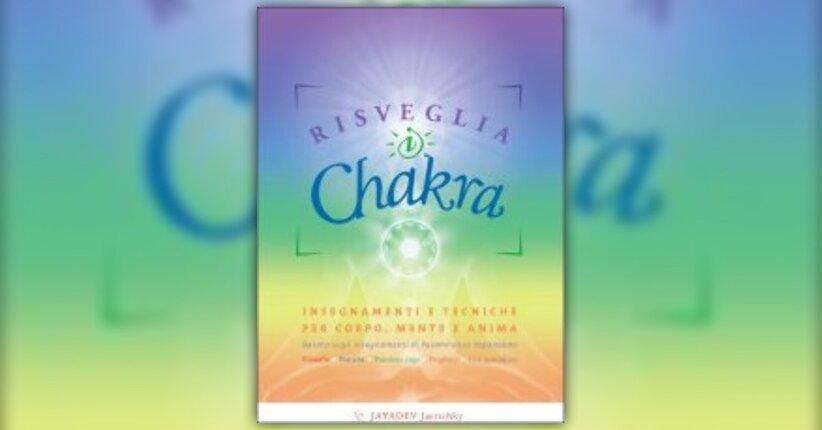 "Studio dei Chakra - Estratto da ""Risveglia i Chakra"" di Jayadev Jaerschky"