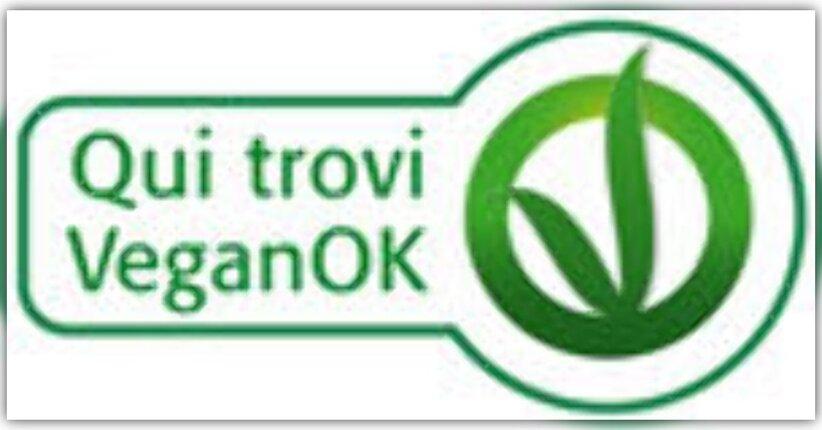 Su Macrolibrarsi i prodotti con Certificazione Vegan Ok
