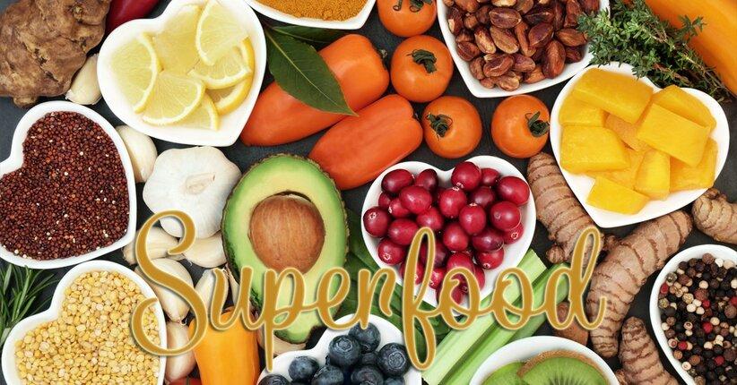 Superfood: Concentrati di benessere, frutta e verdura all'ennesima potenza