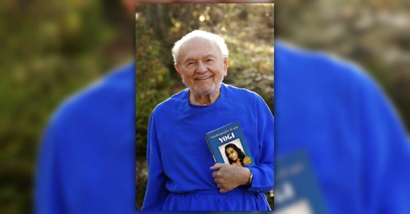 "Swami Kriyananda presenta  ""Autobiografia di uno yogi"""
