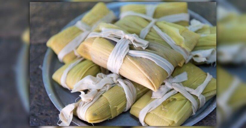 Tamales - Foglie di mais farcite