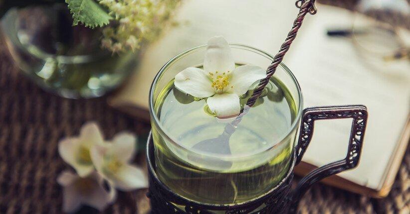 Tè al gelsomino: tutti i benefici
