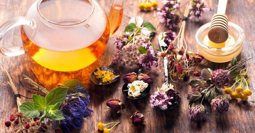 Tè ayurvedico alle erbe