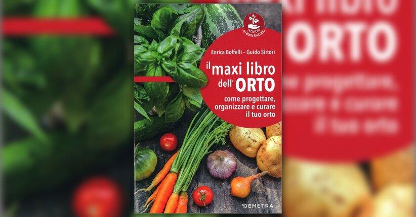 """Tipi di orto - Estratto da """"Il Maxi Libro dell'Orto"""""""