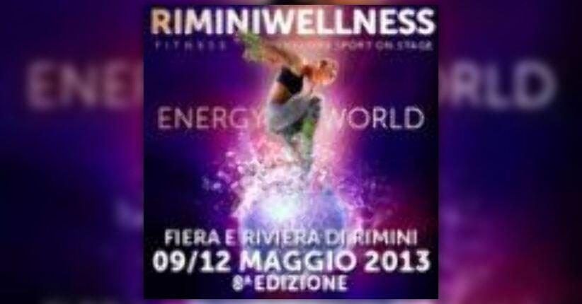Torna il Benessere Olistico a Rimini Wellness 2013
