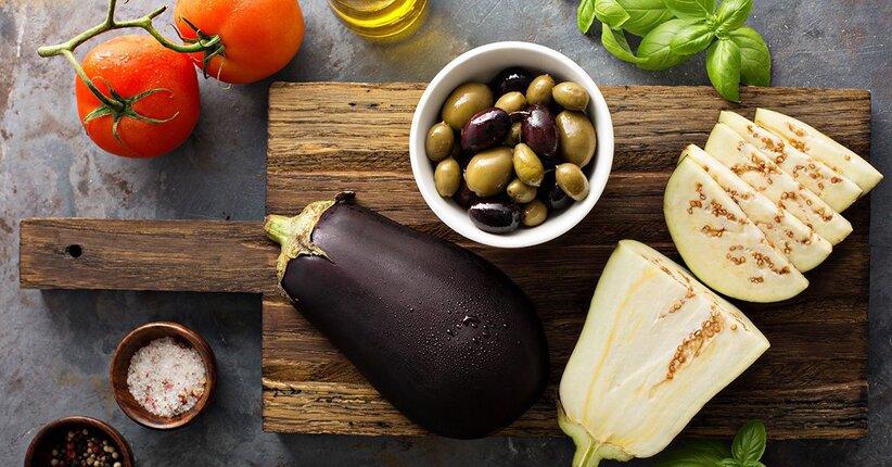Tre ricette siciliane vegetariane