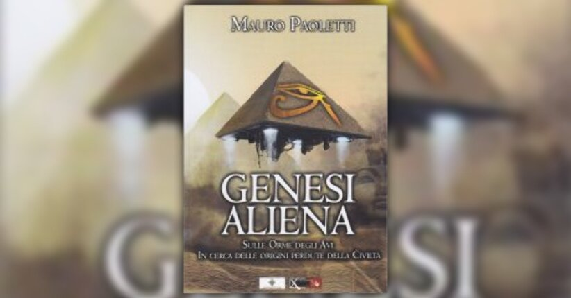 """Un'antica storia - Estratto dal libro """"Genesi Aliena"""""""