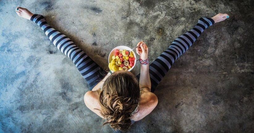 Una Cucina emancipata attraverso lo Yoga