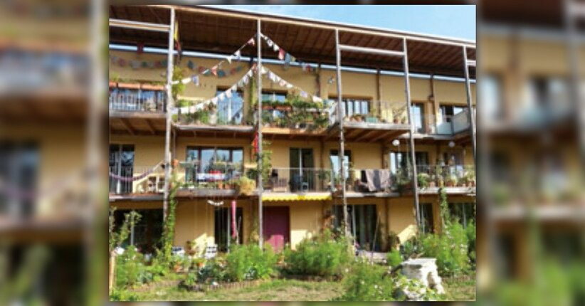 Vacanza in cohousing