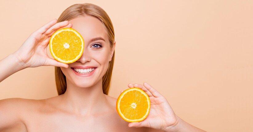 Vitamina C: la vitamina della bellezza