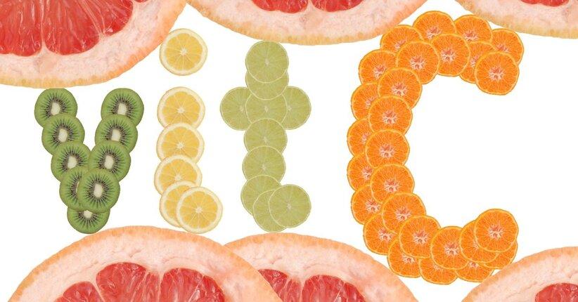 Vitamina C: perchè è indispensabile in estate