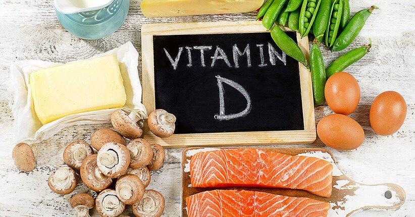 Vitamina D: in quali cibi trovarla?