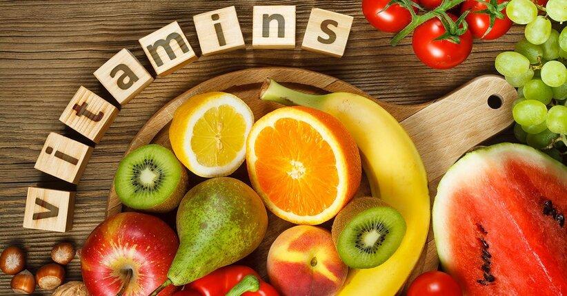 Vitamine: dalla A… alla K. I micronutrienti indispensabili per la vita