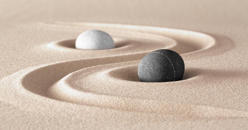 Yin e Yang e l'equilibrio corpo-mente