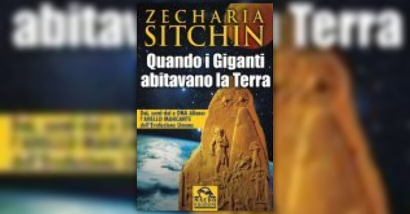 Zecharia Sitchin e la prova dell'origine aliena dell'uomo