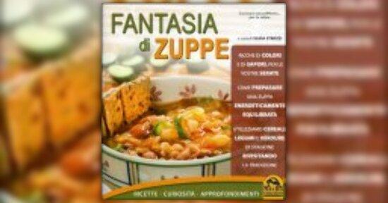 Anteprima - Fantasia di Zuppe - Libro